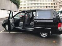 Kia Sedona 2.5 td automatic , family motor