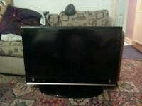 "37"" lcd hd + dvd combi and freeview receiver built in"