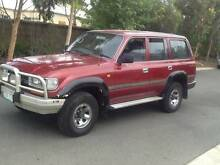 1992 Toyota LandCruiser Wagon Caroline Springs Melton Area Preview