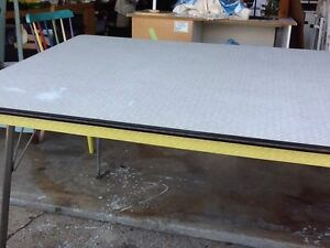 60's / 70's  KITCHEN TABLE Merrimac Gold Coast City Preview