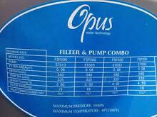 pool and spa pump and sand filter Largs North Port Adelaide Area Preview