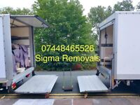 MAN AND VAN/TRUCK REMOVAL SERVICES MOVING HOUSE/OFFICE SOFA BED MATTRESS MOVERS RUBBISH/ WASTE