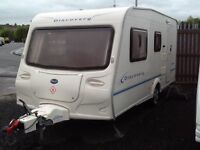 2004 Bailey ranger 100 4 berth