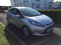 2010 Ford Fiesta 1.4 TDCI ** FULL MOT / £20 TAX ** (a3,a4,golf,307,207,208,jetta)