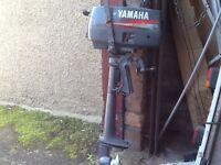 Yamaha 2 hp outboard