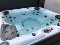 Canadian spa PRICE REDUCED