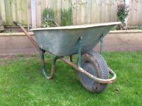 WHEELBARROW 120 litres.