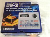 Drum machine Boss DR-3