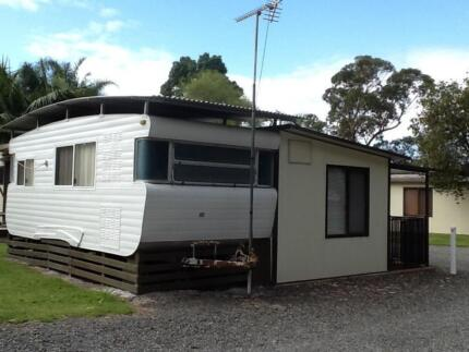 CARAVAN AND ANNEX FOR SALE AND REMOVAL Woollamia Shoalhaven Area Preview