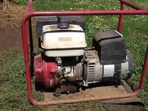 Genlite 7KVA Generator Hallsville Tamworth City Preview