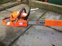 Brand new chainsaw for sale