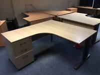 used office desk