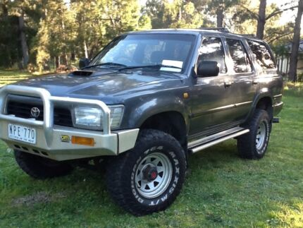 Toyota 4Runner  Langwarrin South Frankston Area Preview