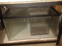 3 fish tanks and all accessories for sale £150.00 O.N.O.