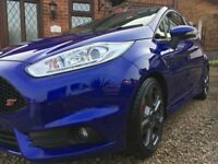 Ford Fiesta st-3 182ps (2016)