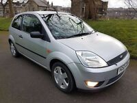 Ford Fiesta 1.4 Flame ~ Cheap px to clear