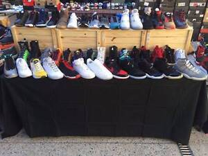 Jordan KD Adidas Kobe Shoes Northgate Port Adelaide Area Preview