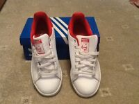 Adidas ladies or girls trainers