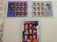 Elvis Presley Benhams FDC sheets on special envelopes