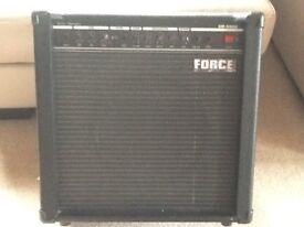 Force CD 500-R Guitar Amplifier - 90Watts