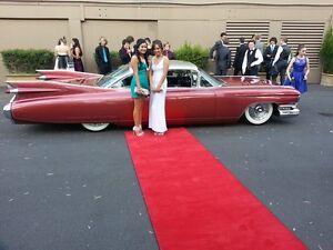 Cadillac wedding, formal, ect cars ( Fine 59 Classic Car Hire ) Leppington Camden Area Preview