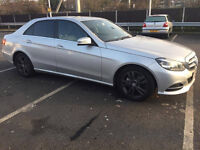 MERCEDES E CLASS - BRAND NEW UBER READY EXECUTIVE- PCO/PRIVATE CAR HIRE VERY CHEAP FIRST WEEK FREE!!