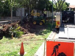 Mini Bobcat *MR MAKEOVER* Excavation - Tree lopping - Drainage Daisy Hill Logan Area Preview