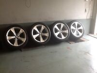 BMW X6 alloy wheels and tyres