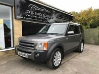 2008 LAND ROVER DISCOVERY 3 HSE TDV6 FSH AUTOMATIC