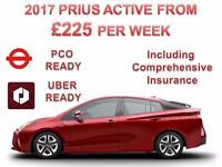 1 WEEKS RENT FREE-PCO CAR HIRE,BRAND NEW TOYOTA PRIUS FROM £199 PER WEEK-PCO,UBER READY,PCO CAR HIRE