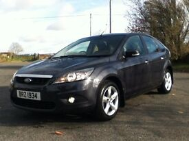 *!*FACELIFT MODEL*!* 2010 Ford Focus 1.6 Zetec 100 **FULL YEARS MOT** **ONLY 2 OWNERS FROM NEW**