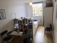Modern, Furnished Studio with Separate Kitchen. Council Tax & Water Included