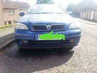 Vauxhall astra Mk4 sport parts