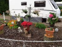 2007 Abbey two berth caravan for sale