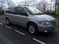 Chrysler Grand Voyager Lx Auto 2.8CRD, 12 Month MOT, 7 Seater