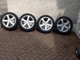 Winter wheels and Tyres for Vauxhall Astra