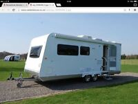American style caravan for sale