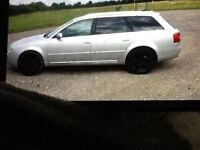 Audi A6 new mot