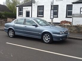 Jaguar X type diesel 04 excellent condition all round full service history from new very clean