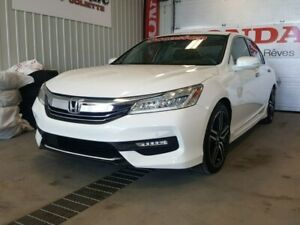 2016 Honda Accord Touring V6 le top full navigation