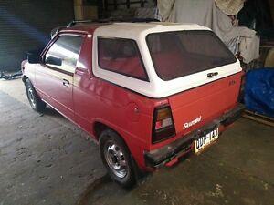 Suzuki 80's Ingleburn Campbelltown Area Preview