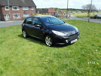 Peugeot 307 XSI 2.0 HDI 136BHP 2 Litre Diesel with**12 Months MOT**