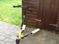 "Girls 18"" bike and flicker for sale"