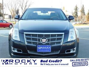 2010 Cadillac CTS Performance $21,995 PLUS TAX