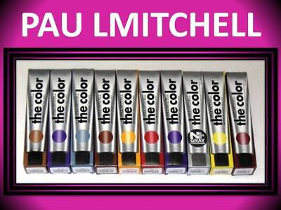 NEW!!! PAUL MITCHELL THE HAIR COLOR PERMANENT CREAM 3 OZ NATURAL BROWN 4N / 4 N