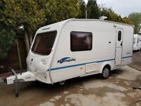 2006 Bailey Ranger 460/2 2 Berth Caravan Awning Light To Tow Bargain!