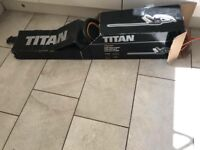 Titan hedge trimmers in box