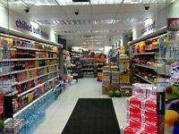 Beautiful Newly Built Retail Store (Tesco Express Style) With Butcher Deli Store Has Full A3 Licence