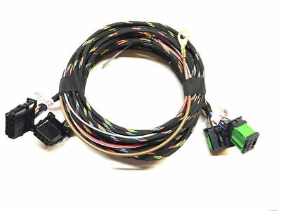 Heated Seats Plug 8pol/4 Occupied, Cable Cableset Loom Standard) VW T5 03-09