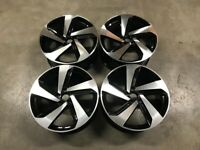 "18 19"" Inch VW Golf GTi Milton Style Alloy Wheels VW Golf MK5 MK6 MK7 Audi A3 Seat Leon Caddy 5x112"